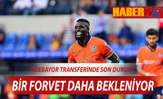 Adebayor Transferinde Son Durum