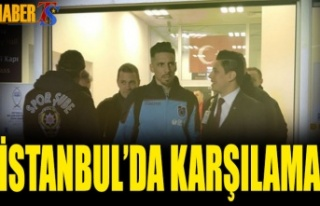 Trabzonspor İstanbul'a İndi