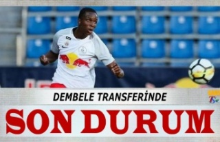 Dembele Transferinde Son Durum