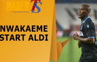 Nwakaeme Start Aldı