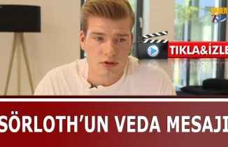 Sörloth'tan Veda Mesajı